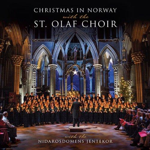 Where to find st olaf choir cd?