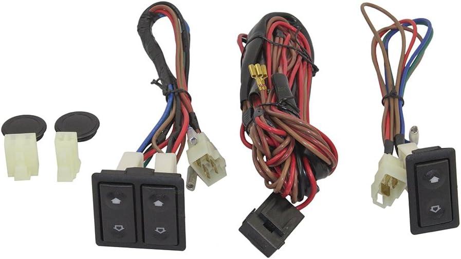 61xkx0R+khL._AC._SR360460 amazon com power window kit motors automotive