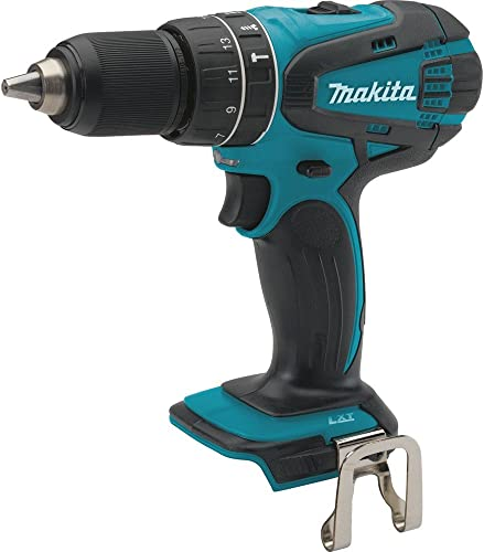 Makita XPH01Z 18V LXT Lithium-Ion Cordless 1 2-Inch Hammer Driver-Drill Discontinued by Manufacturer