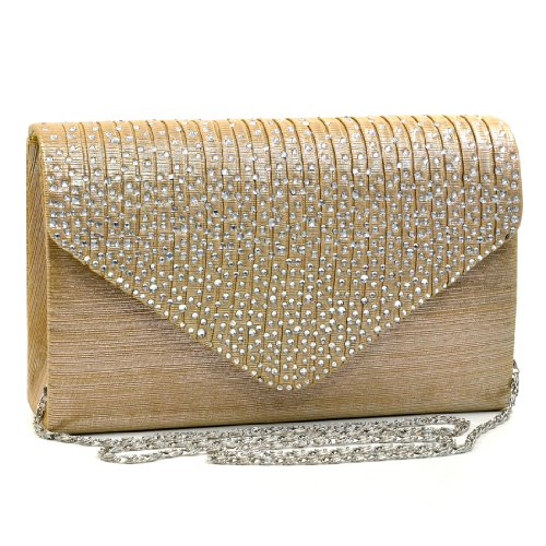 Dasein Frosted Crossbody Handbags Envelope product image