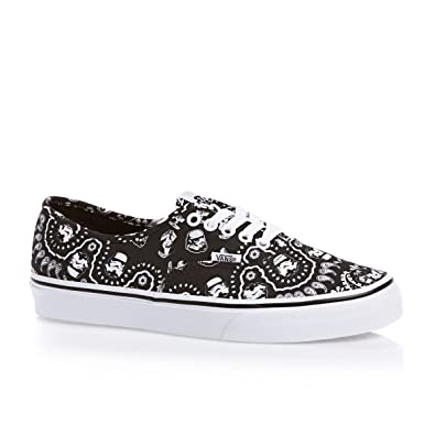 d14a6d9ce0 Vans Authentic Shoes - Star Wars Stormtrooper Bandana Gr. 35  Amazon ...