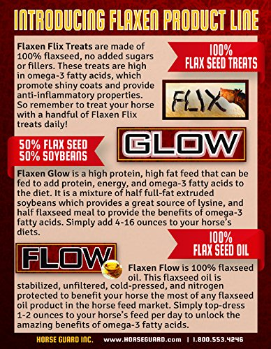 Product image of Horse Guard Flaxen- FLOW 100% Flax Seed Oil