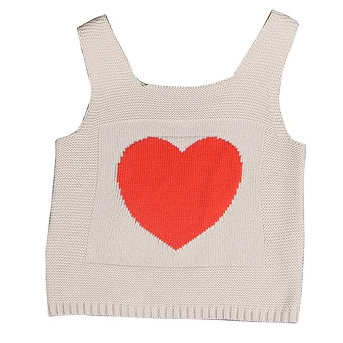Wennikids Baby Boys Kids O-Neck Pullover Sweater Vest