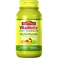 Nature Made VitaMelts Fast Dissolve Multivitamin (100ct)
