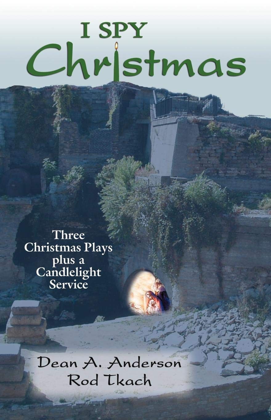 Download I Spy Christmas: Three Christmas Plays Plus a Candlelight Service pdf