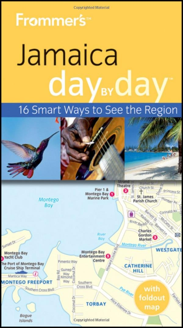 Download Frommer's Jamaica Day by Day (Frommer's Day by Day - Pocket) pdf
