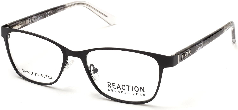 d39a320340d Kenneth Cole KC0804 Eyeglass Frames - Matte Black Frame