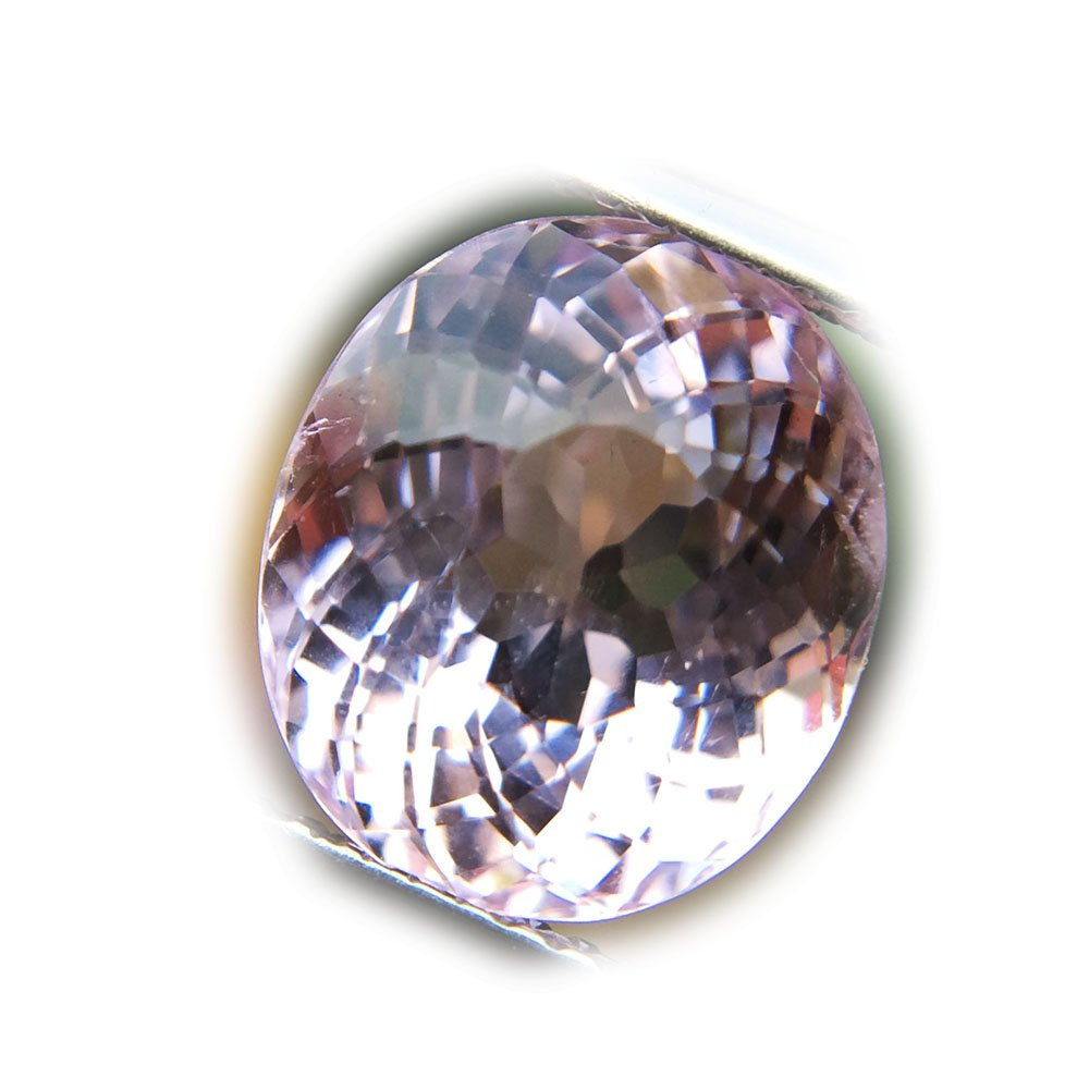 Certified BGL 4.90ct Natural Oval Unheated Pink Morganite Madagascar #R