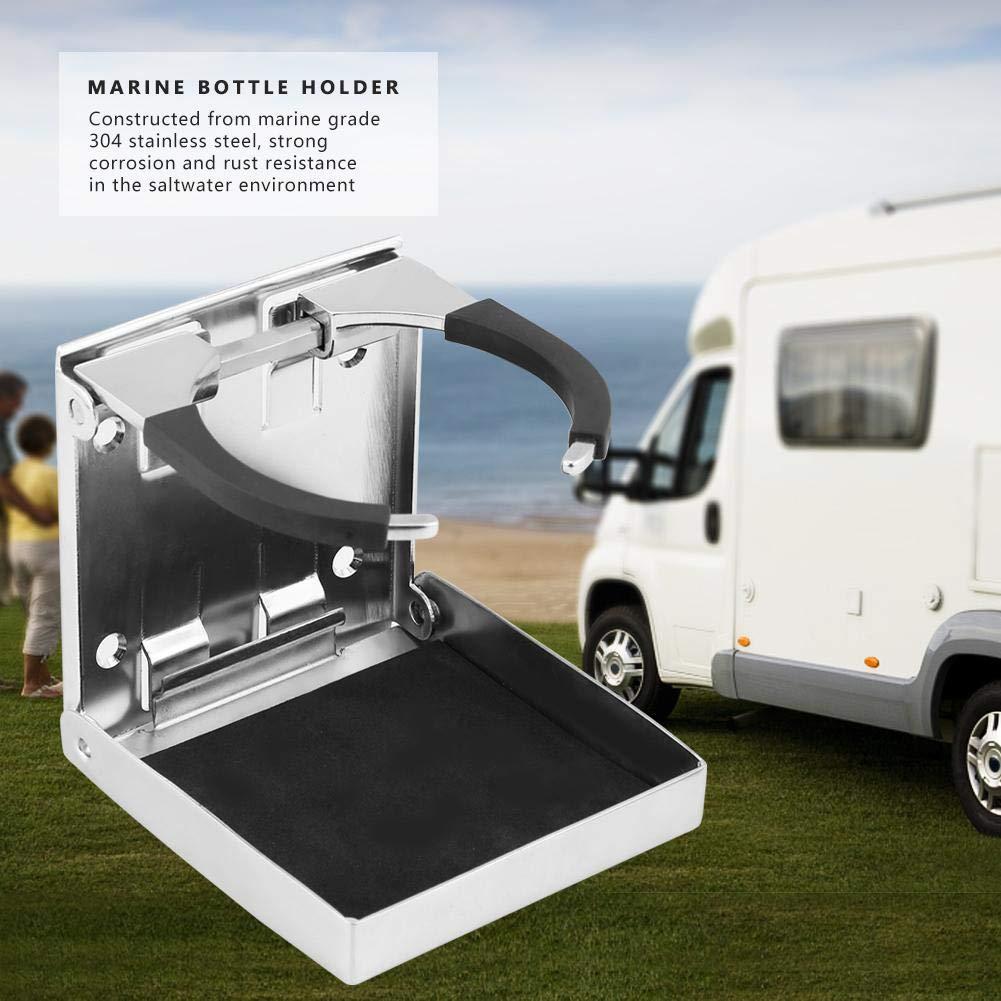 soporte de bebida de agua de acero inoxidable 304 Soporte para portavasos de botella de bebida para coche Portavasos para coche