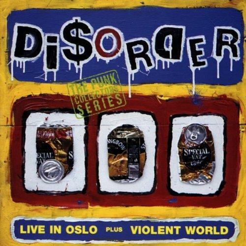 Live in Oslo / Violent World by Anagram Punk UK