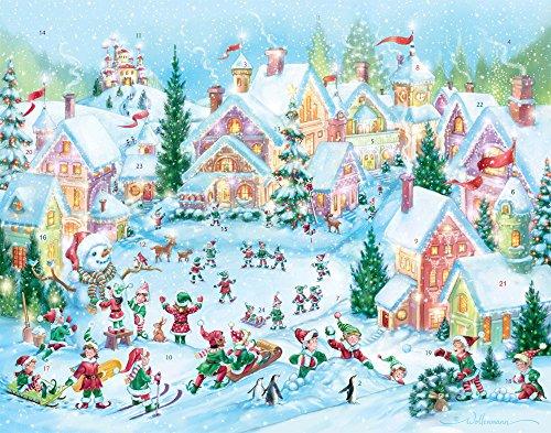 Village Advent Calendar - 9