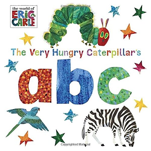 The Very Hungry Caterpillar's ABC (The World of