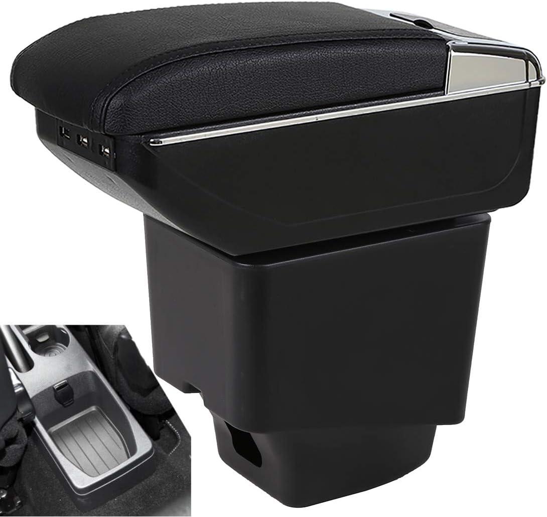 Mittelkonsole Aufbewahrungsbox Armlehnen Aufbewahrungsbox Tablett Aufbewahrungsbox SHAOHAO Renault Koleos QM6 2017