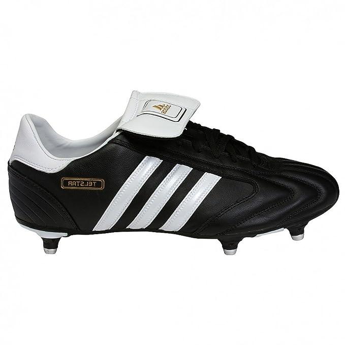 Da 5 7 Calcio Telstar Scarpe Eu Taglia Blackwhite Sg Adidas A6Uq8HSq