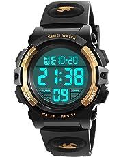 Dreamingbox wasserdichte Outdoor Sport Digital Uhren für Kinder - Beste Gechenke