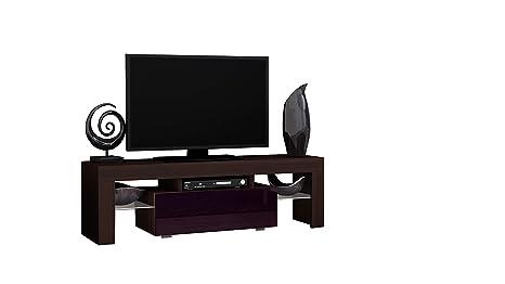 Concept Muebles Muebles Mueble de TV Milano 130/Moderno ...