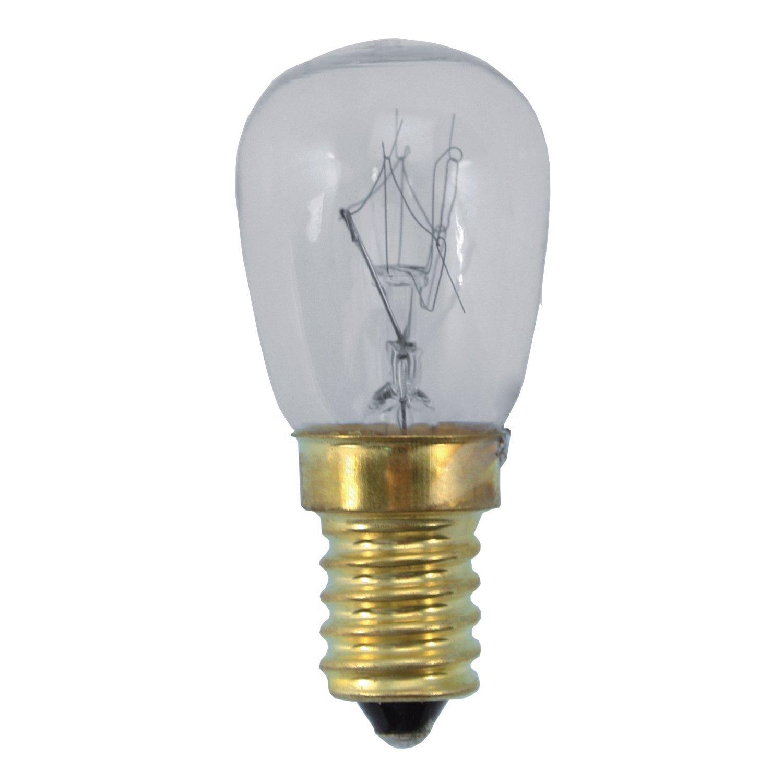 Prilux incandescencia - Lámpara pebetero horno 15w 220v e14 300 ...