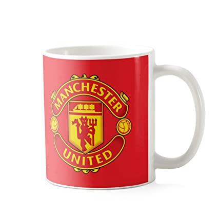 SCPmarts Manchester United Coffee Mug (Red)