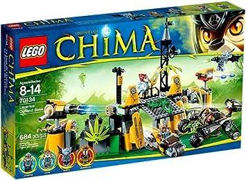 Lego Chima Lavertus Outland Base 70134 Amazoncouk Toys Games