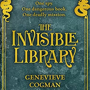 The Invisible Library Audiobook