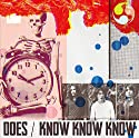 DOES / KNOW KNOW KNOW[通常盤] ~TVアニメ「銀魂゜」オープニングテーマの商品画像