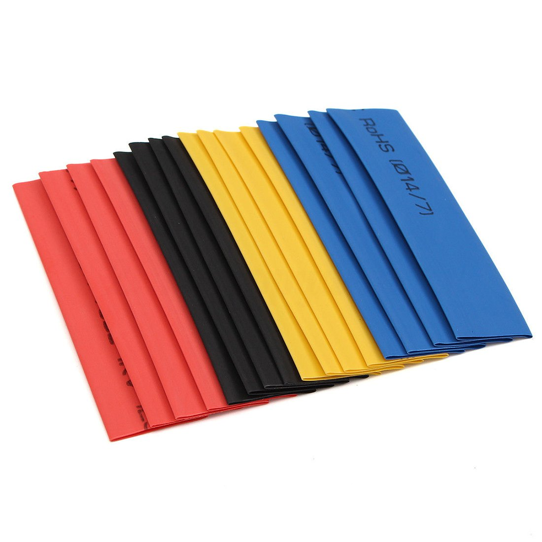 R 328Pcs Car Electrical Cable Heat Shrink Tube Tubing Wrap Sleeve Assortment TOOGOO