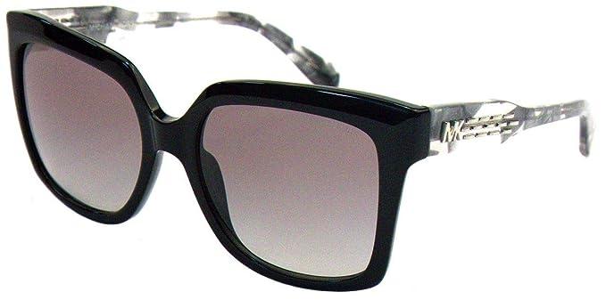 Michael Kors 0MK2082 Gafas de sol, Black, 55 para Mujer ...