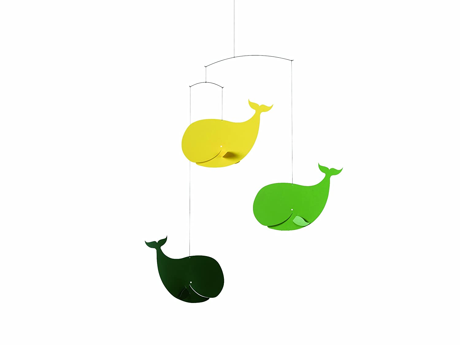 Flensted Happy Whales Mobile Flensted Mobiles