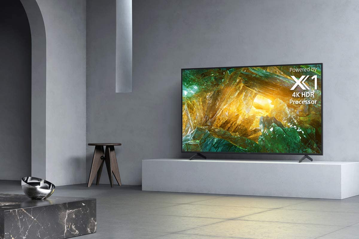 Sony X800H 65-inch 4K HDR LED Android Smart TV with 3.1CH Dolby Atmos/® DTS:X/® SOUNDBAR with Bluetooth/® Technology HT-G700