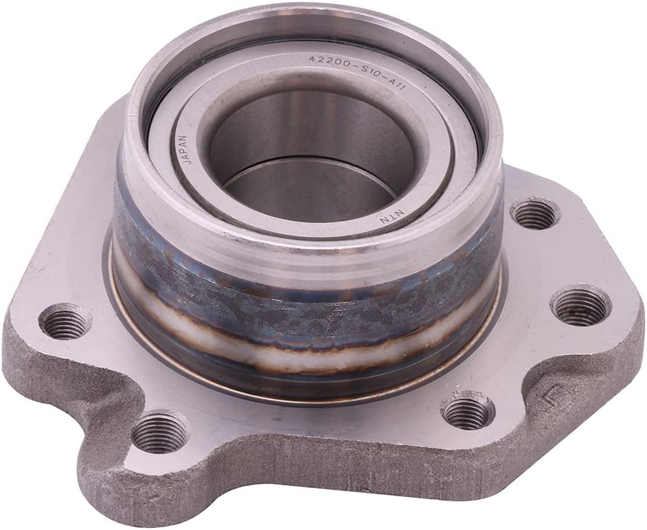 1 FRONT WHEEL HUB /& 1 BEARING FOR 1997-2001 HONDA CRV 4WD ONLY  FAST FREE SHIP
