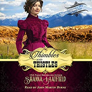 Thimbles and Thistles Audiobook