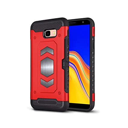 Amazon.com: Funda para Samsung Galaxy J4 Plus, iKuboo Funda ...