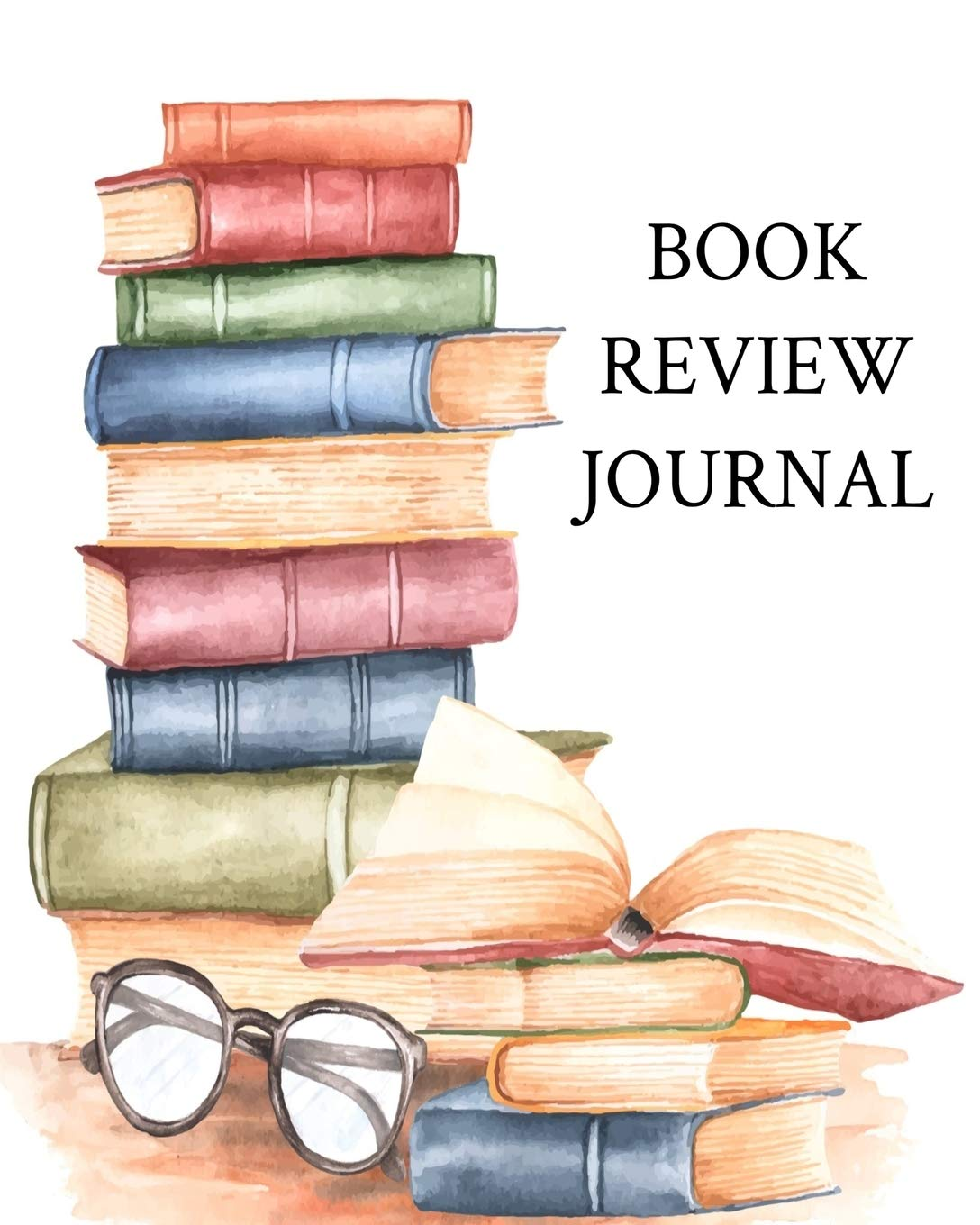 Book Review Journal: Reading Log | Gift For Readers, Book Lovers, Book  Clubs | BONUS FICTION PAGES: Journals, Smart LifeStyle: 9781708377021:  Amazon.com: Books