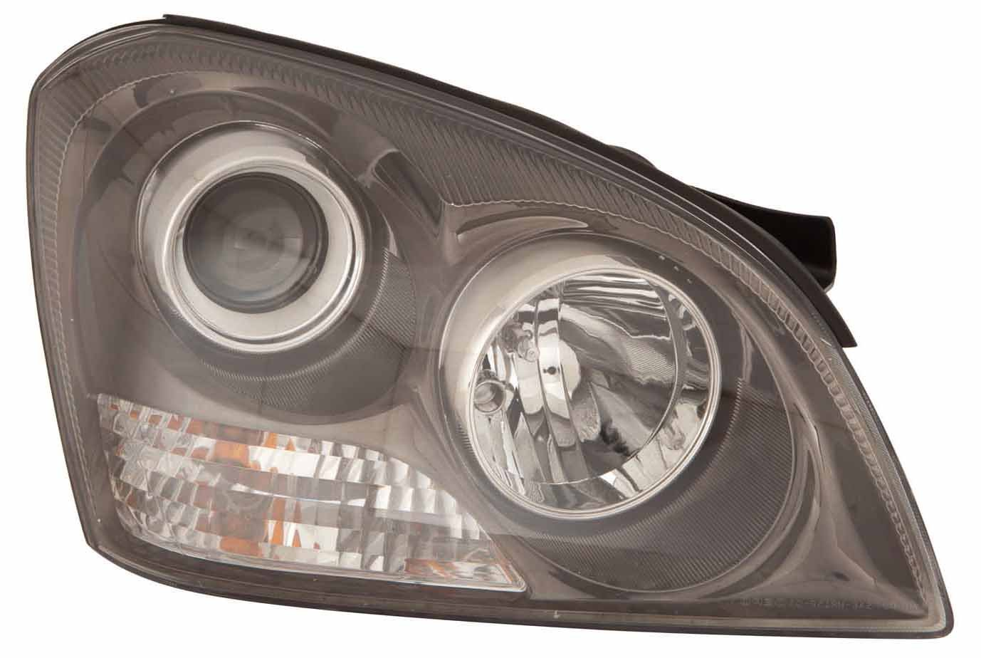Depo 323-1121R-AC2 Kia Optima//Magentis Passenger Side Headlamp Composite Assembly
