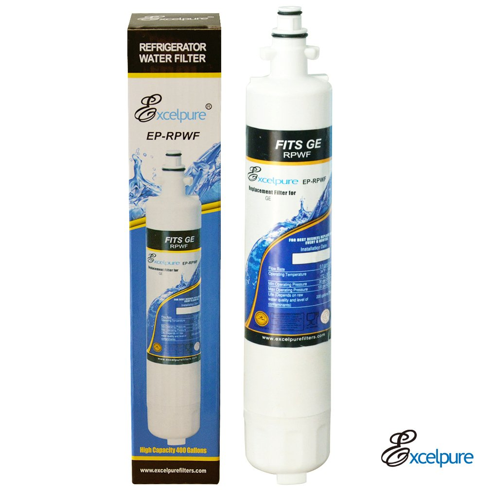 Ge Appliances Water Filter Amazoncom Excelpure Refrigerator Water Filter Replacement