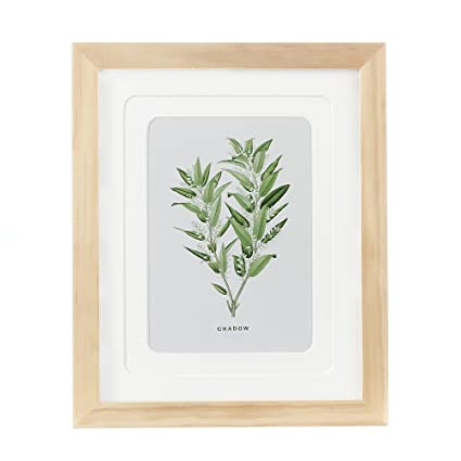 Amazon.com - Englant 8x10 Picture Frame Wood Photo Frame for ...
