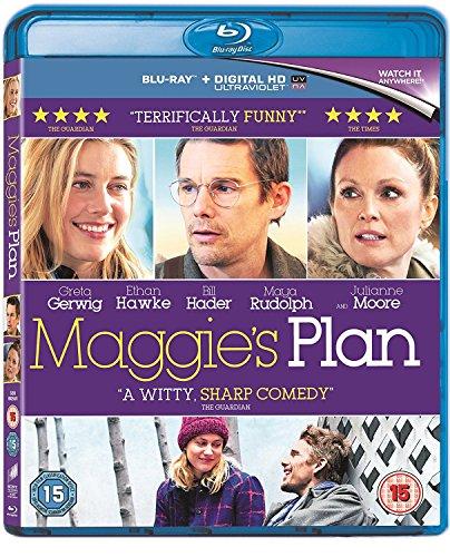 MAGGIE'S PLAN [Blu-ray] [2016]