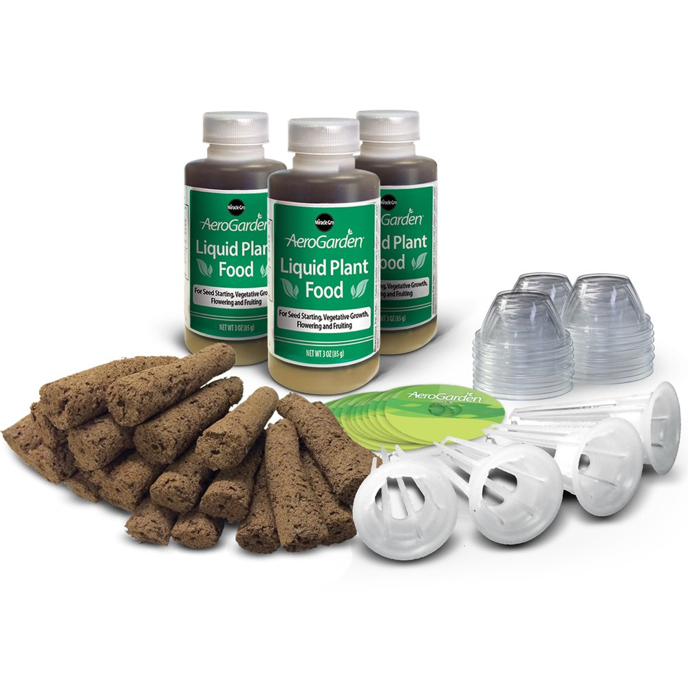 AeroGarden Grow Anything Seed Pod Kit (25 pod)