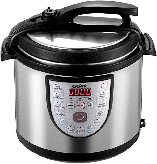 Top 9 Electric Pressure Cooker Sous Vide