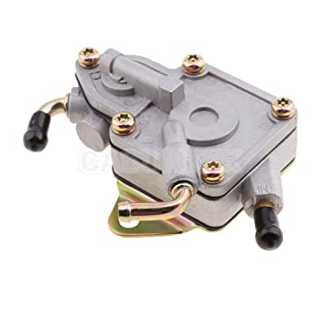 buy electroprime® fuel pump w/filter 5ug13910010 for yamaha rhino 450 660  yxr450 yxr660 online at low prices in india - amazon in