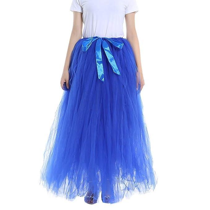 Vectry Faldas Mujer Faldas Largas Fiesta Faldas Mujer Cortas Falda ...