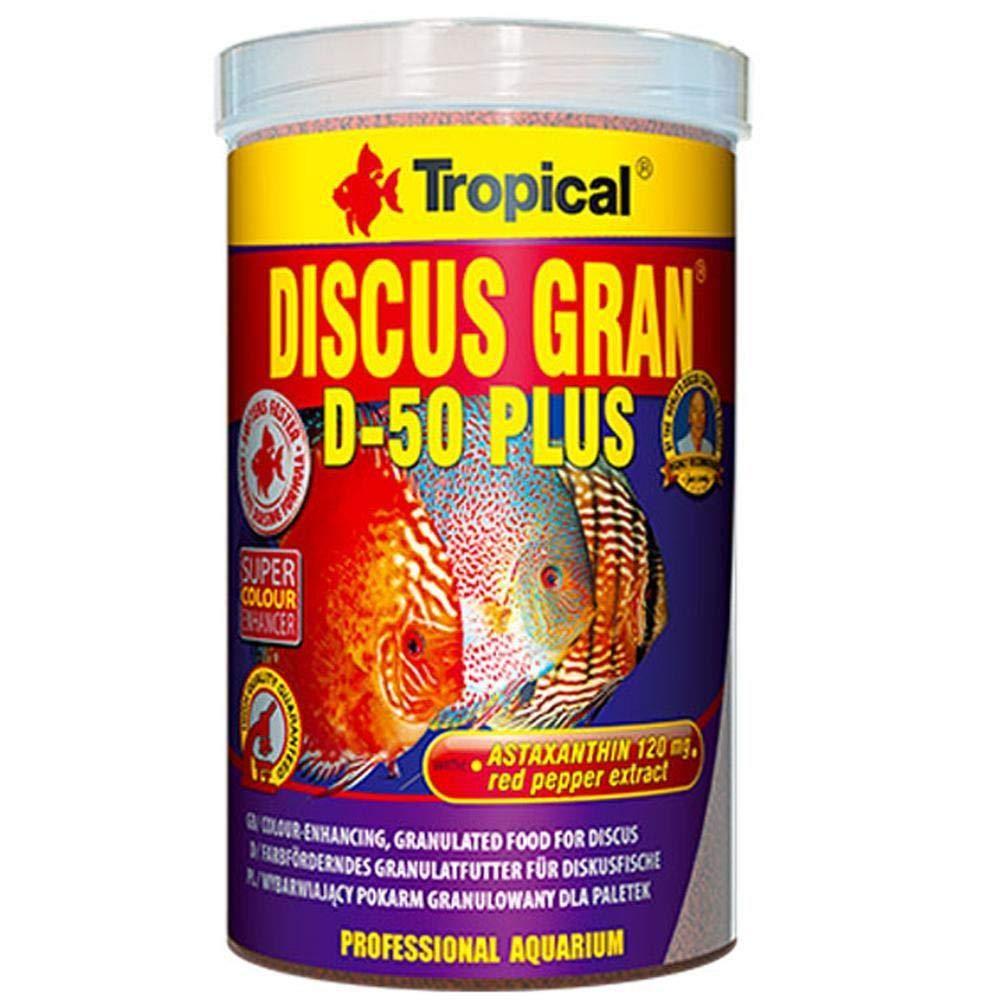Tropical Discus Gran D-50 Plus 1 Litre