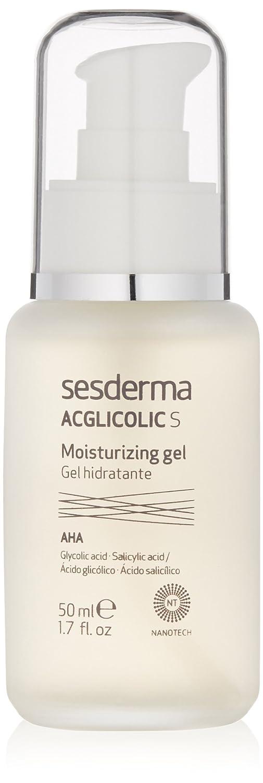 B00067WRCQ Sesderma Acglicolic S Moisturizing Gel, Fuchsia, 1.7 Fl Oz 61xlSLHqS3L