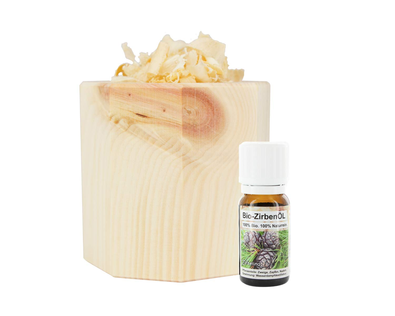 Zirbenholz Produkte