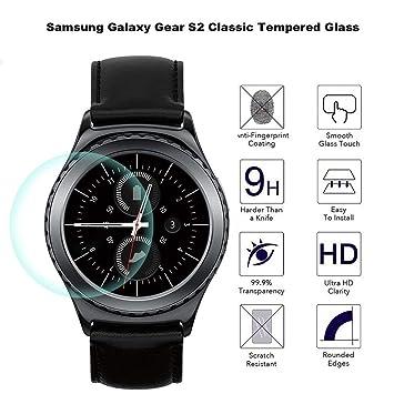 Cabling® protector de pantalla de vidrio templado para Samsung ...