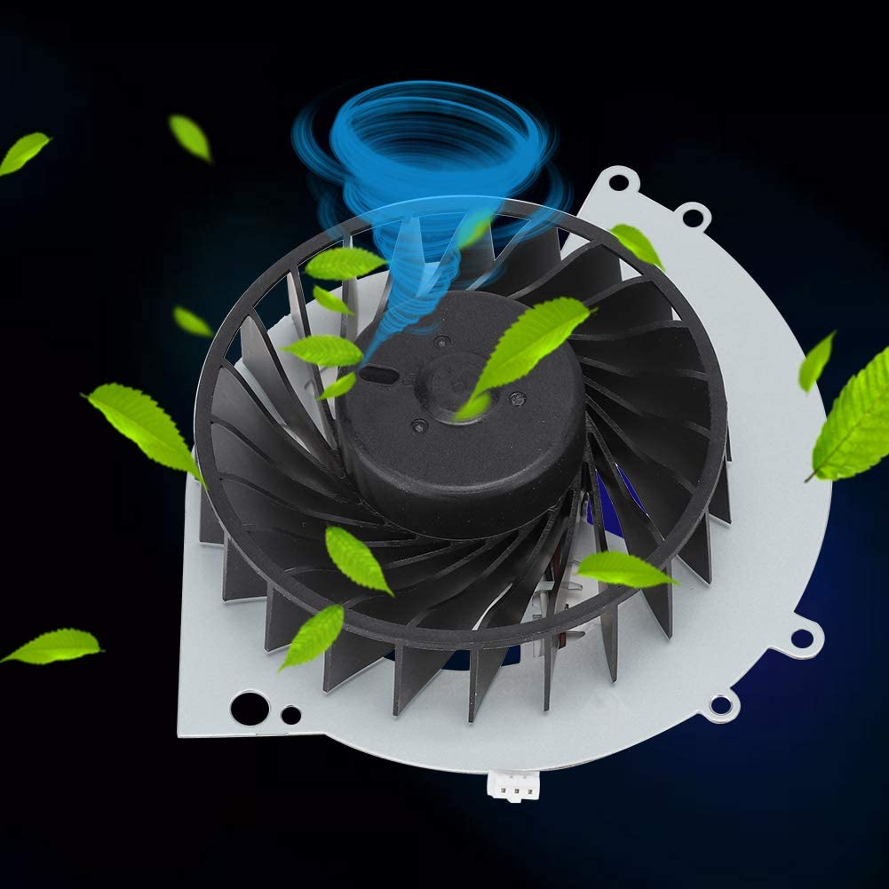 Professional chip Set for Professional Chipset Fan KSB0912HE Cooling Fan Accessories for PS4 1200 Model Wendry Cooling Fan Accessories for PS4,Precise cuts and interfaces Ensure
