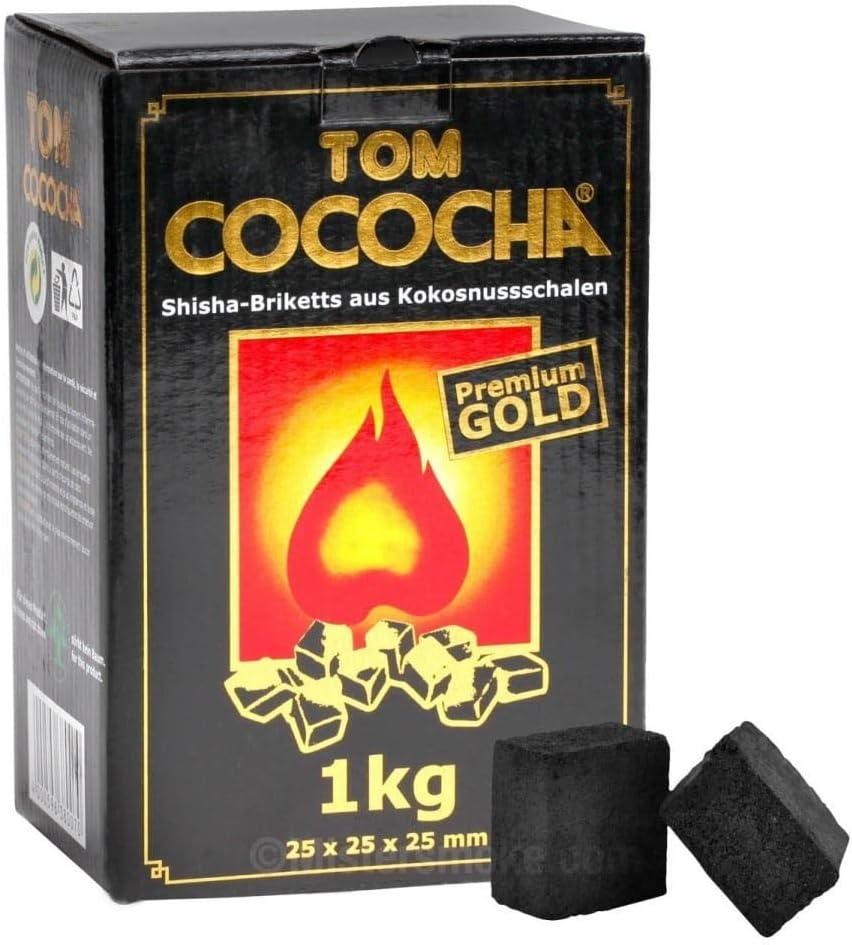 Carbón TOM Cococha GOLD CocoGOLD