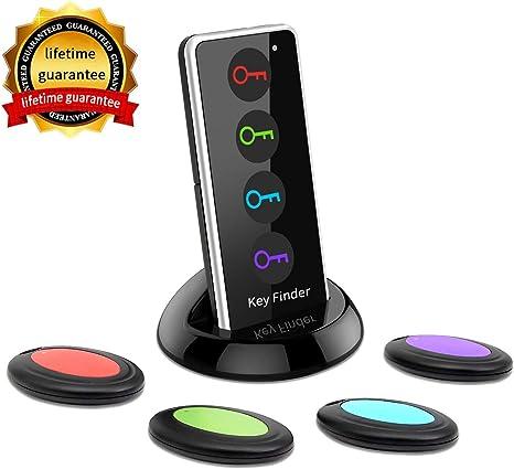 Amazon.com: Buscador de llaves, FindKey Wireless Key RF ...
