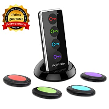 Amazon.com: Buscador de llaves, FindKey Wireless Key RF ...