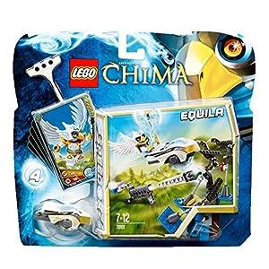 LEGO Chima 70101 - Tiro al Bersaglio, Equila, 7-12 Anni No LEGO